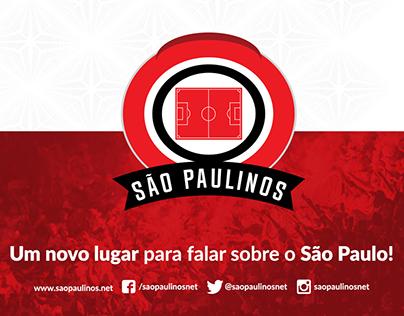 São Paulinos - Social Media