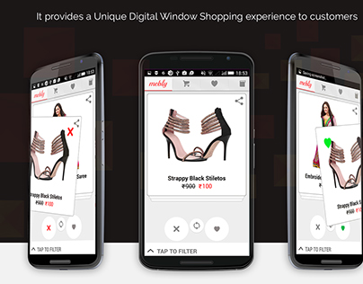 Mebly- Native Android & iOS app for Magento
