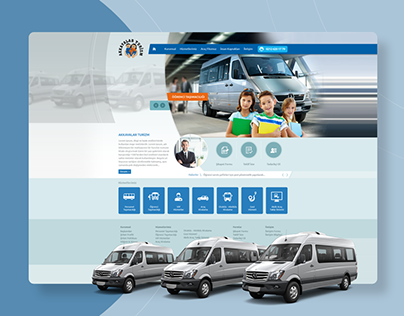 Akkayalar Website Design