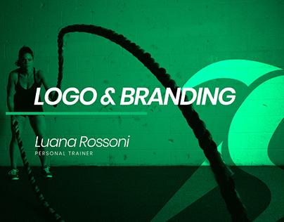 Logo & Branding Personal Trainer