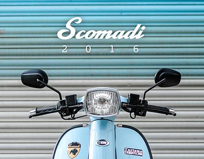 Scomadi Photoshoot 2016