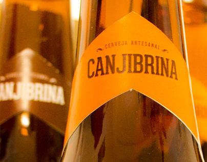 Projeto Acadêmico - Cerveja Artesanal Canjibrina