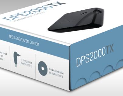 Embalagem - DPS2000TX