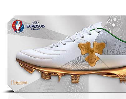 Carlsberg Export Euro 2016 'Bootiful Game' 3D Visual