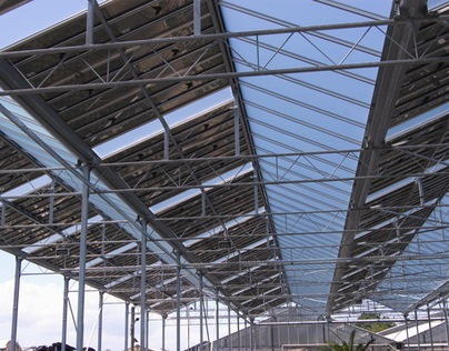 Photovoltaic (Solar) Greenhouse - LIVE CELL