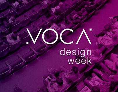 VOCA Design Week   BRAND