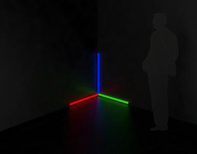 X.Y.Z. corner light