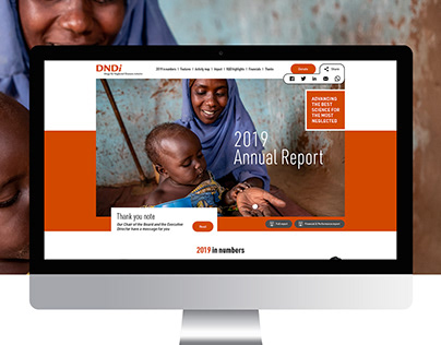 DNDi Annual Report