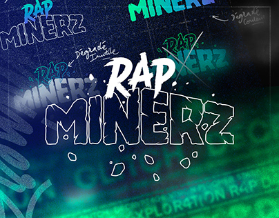 Rap Minerz - Logotype Process