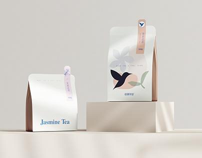 《 逅唐茶业 》包装设计— 让喝茶成为一件很酷的事