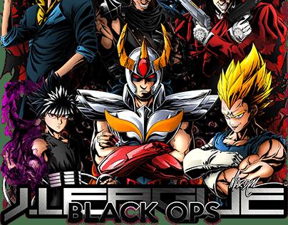 J-LEAGUE | BLACK OPS