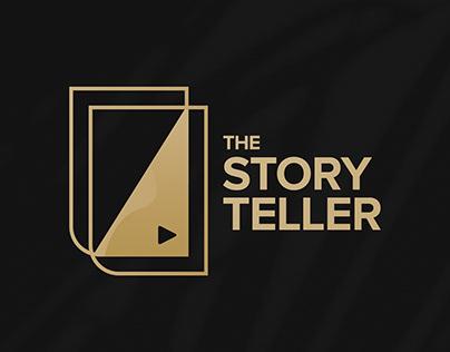 The Storyteller | Brand Identity