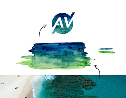 A logo and a brand identity for AVENTY.