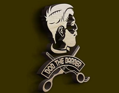 Logo Prompt: Barbershop