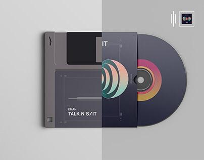 TALK N S/IT   Spotify&CD single cover