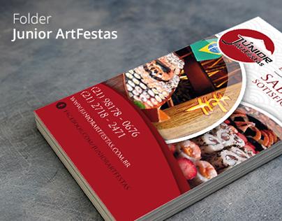 Folder - Junior ArtFestas