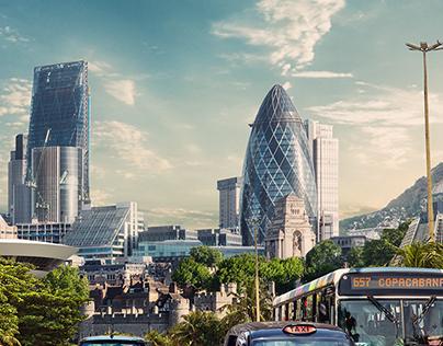 Hybrid cities