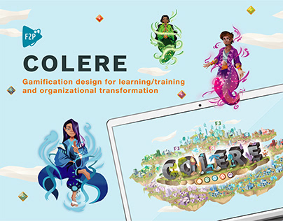 COLERE - Gamification in learning