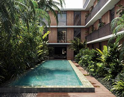 Hotel Manaus CGI
