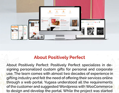 ECommerce website for selling gifts online