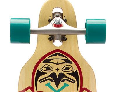 Yunika Iconic Longboard