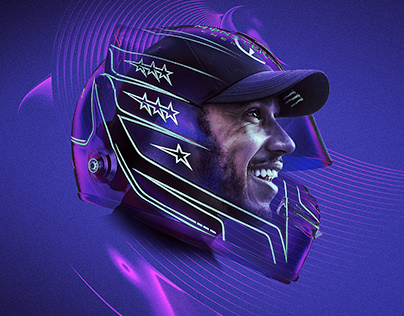 Formula One - Helmets