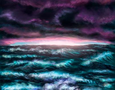 Hope - digital painting