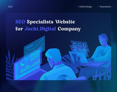 Jacht.Digital | SEO Website
