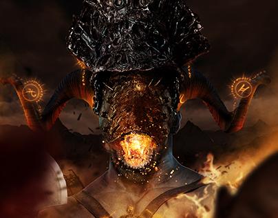 Azaloth, the Lord of Plague