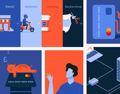 PayMob Smart POS solutions Rebranding