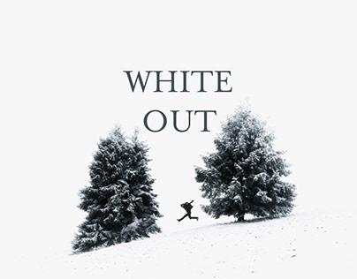 WHITEOUT/ HIGH TATRAS, SLOVAKIA