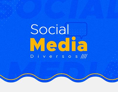 Social Media - Área da saúde