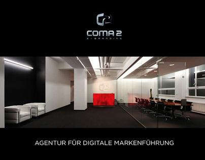 coma2 e-branding - Agentur für digitale Markenführung