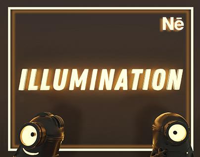 ILLUMINATION - MINIONS ADVENTURE
