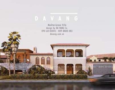 Villa - Design by Da Vàng