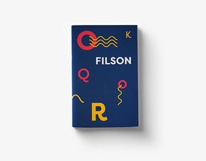 FILSON Type Specimen