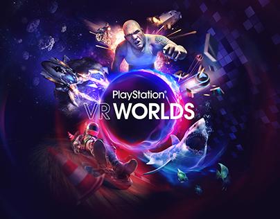 PlayStation® VR Worlds