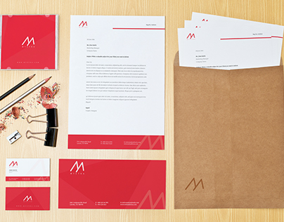 Myetra Branding Identity Design