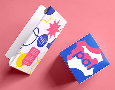 La môme bijou - Augmented packaging design