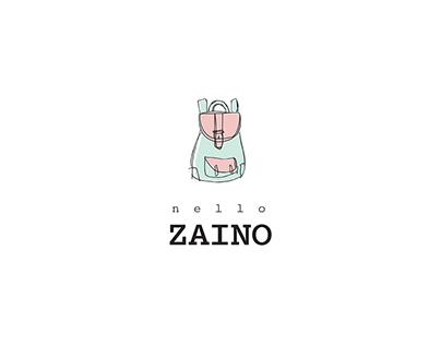 """Corporate Identity """"Nello Zaino"""""""