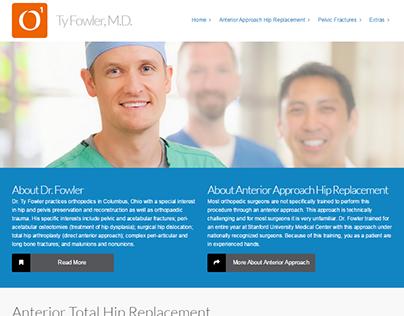 Ty Fowler Website
