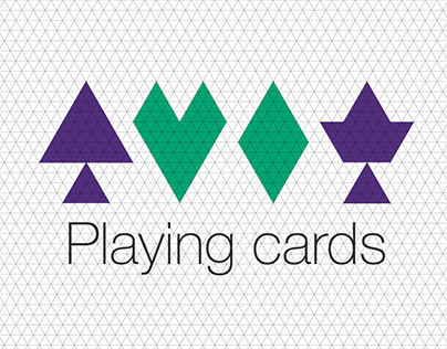 Playing cards | Set 1