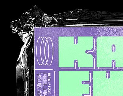 KAN-FUN // LP Cover