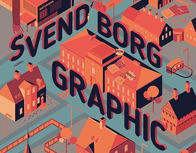Festival Poster - Svendborg Graphic