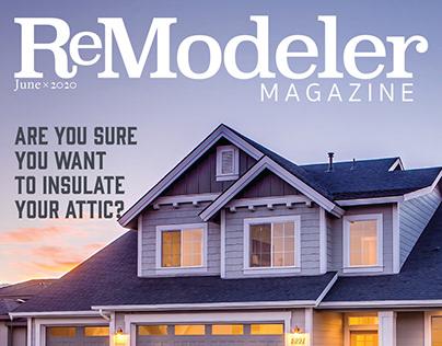 Remodeler Magazine 2020