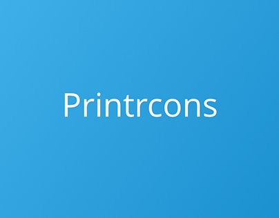Printr Icons