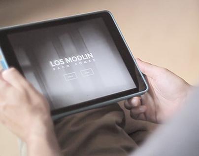 Los Modlin app