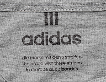 Adidas Brand Design Study