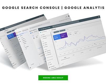 Search Console | Analytics | Webmaster Setup