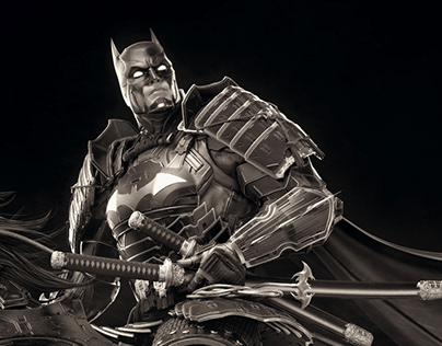 Shogun Batman - XM Studios